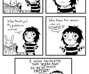 sarah andersen, funny, and sarcasm image