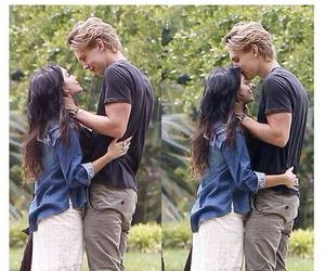 couple, love, and vanessa hudgens image