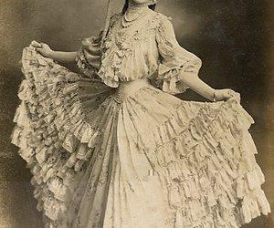 fashion, pretty, and victorian image
