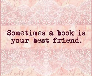 book, best friends, and friends image