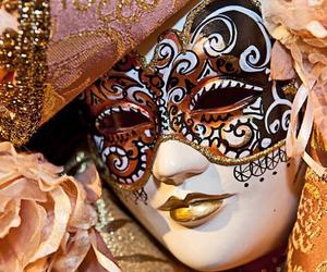 fancy dress mask image