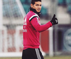real madrid, james rodriguez, and love image