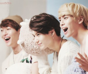 Onew, SHINee, and Taemin image