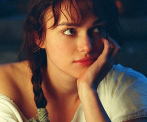 beautiful, lizzy bennet, and keira knightley image