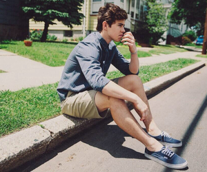 shooting, perfect boy, and nash grier image