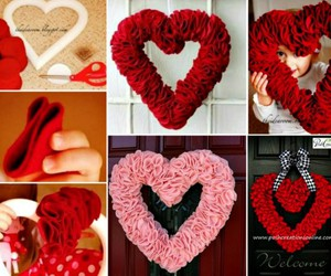 diy and valentine image