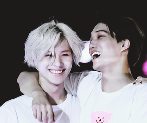 SHINee, kai, and exo image