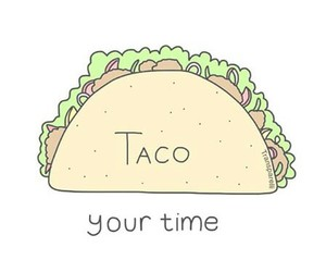 taco and overlay image