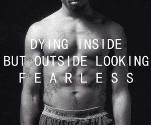 fearless, tupac, and 2pac image