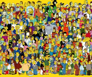 simpsons, love, and todosospersonagens image
