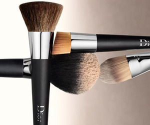 dior, luxury, and makeup image