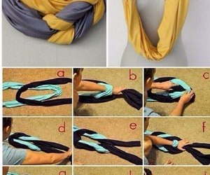 diy and scarf image