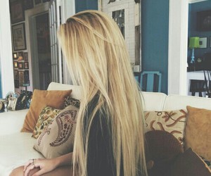 blonde, home, and straight image