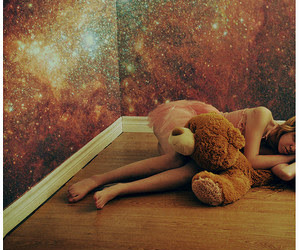 alone and dress image