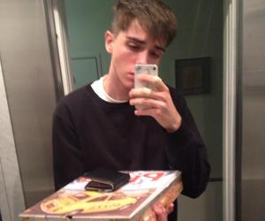 grunge, pizza, and eddy image