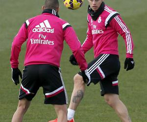 Colombian, real madrid, and training image