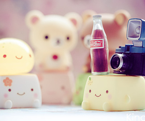 cute, camera, and kawaii image