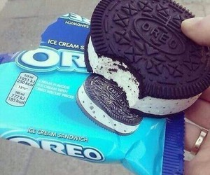 cool, oreo, and ice crem image
