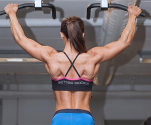 back, fit, and fitness image