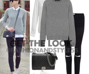 get the look, inspiration, and polyvore outfit image