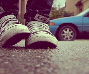 all star, car, and fashion image