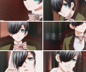 anime, black butler, and ciel image