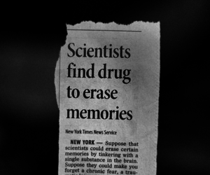 drugs, memories, and quote image