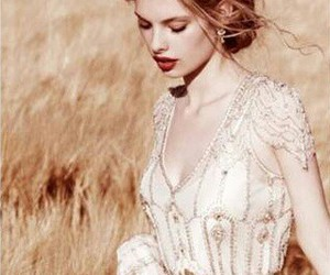 hair, dress, and pretty image