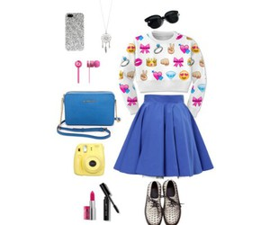 beautiful, Polyvore, and style image