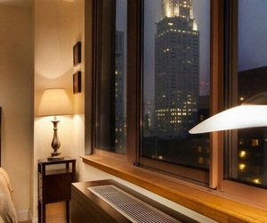 hotel, new york, and city image