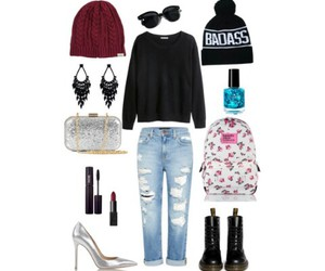 fashion and look image