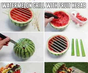 cool, diy, and fruit image