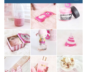 bed, girly, and inspo image