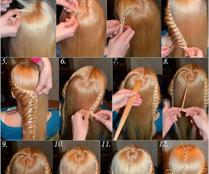 hairstyles and peinados image