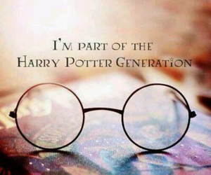 daniel radcliffe, glasses, and harry potter image