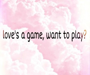 game, pink, and play image
