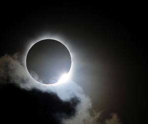 eclipse and moon image
