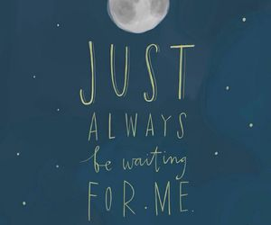 peter pan, quotes, and moon image