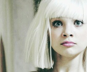 chandelier, Sia, and music image