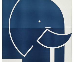 elephant, poster, and symbols image