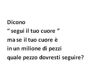 amore, cuore, and frasi image