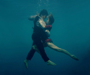 dance, underwater, and everywhere image
