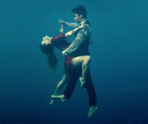dance, everywhere, and underwater image