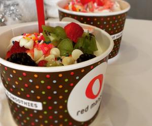 frozen yogurt and yummy image