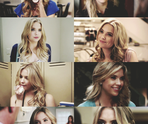 pretty little liars, hanna marin, and perfect image