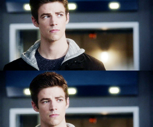 arrow, flash, and handsome image