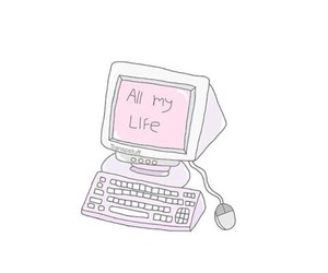 mylife, pastel, and yay image