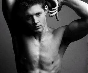 Jensen Ackles, supernatural, and Hot image