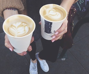 capuccino and coffee image