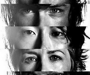 the walking dead and twd image